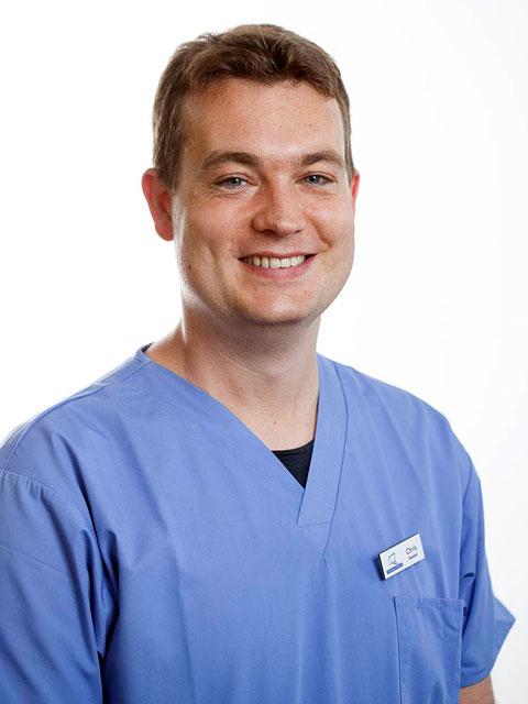 Chris Yelland, Dentist