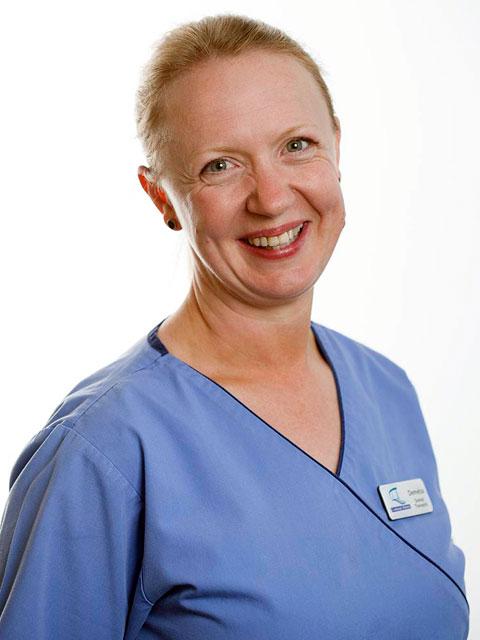 Demelza Bowden, Dental Therapist