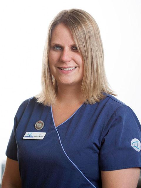 Jo Gardiner, Dental Nurse