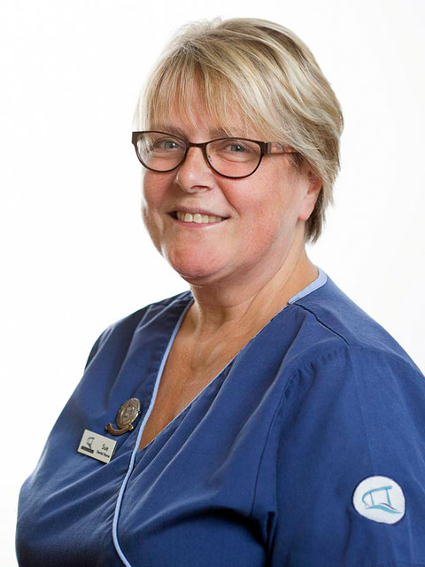 Sue Wood, Dental Nurse / Radiographer