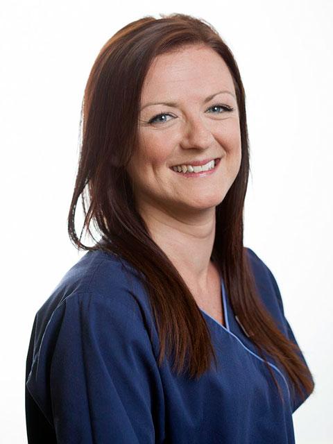 Tracy Curnow, Dental Nurse