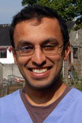 Jitesh Patel, Past foundation dentist : 2014-2015