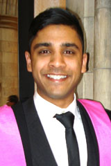 Parag Shah, Past foundation dentist : 2013-2014