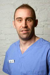 Tom Bartley, Past foundation dentist : 2011-2012