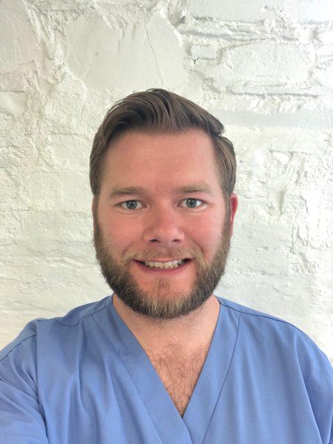 Adam Quirke, Dentist