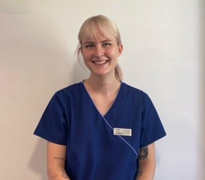 Catherine Tyrrell, Trainee Dental Nurse