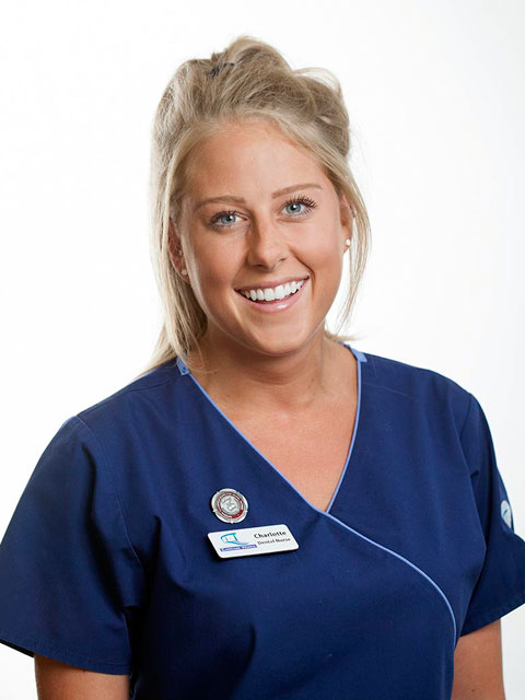 Charlotte Oleszynski, Dental Nurse
