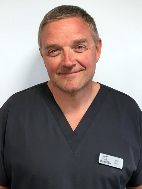 Dai Jones, Dentist
