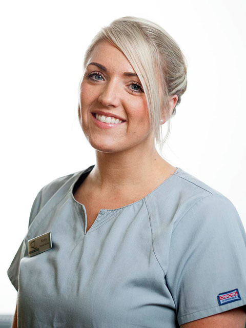 Kirsty Wilby, Dental Nurse