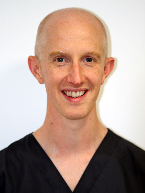 Neil Dark, Dentist