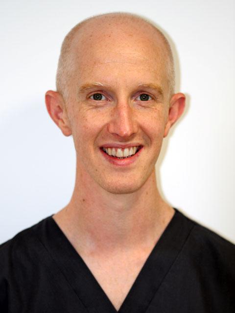 Neil Dark, Dentist
