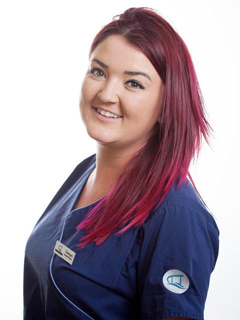 Tamsyn Commons, Dental Nurse