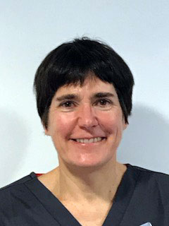Hilary Cooke, Specialist in Periodontics