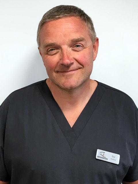 Dai Jones, Dentist