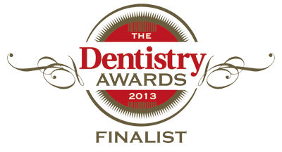 Dentistry Awards 2013 Finalist